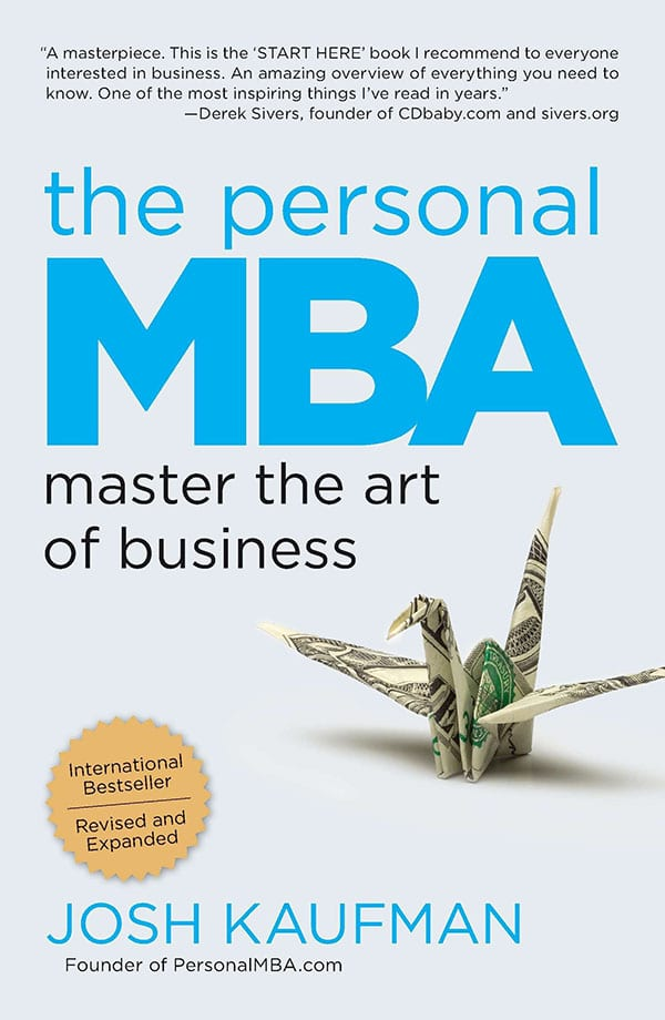 book-the personal-mba